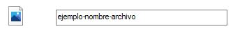 Ejemplo Nombre de Archivo de Imagen